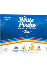 White Peaks Hard Steeped Tea Variety