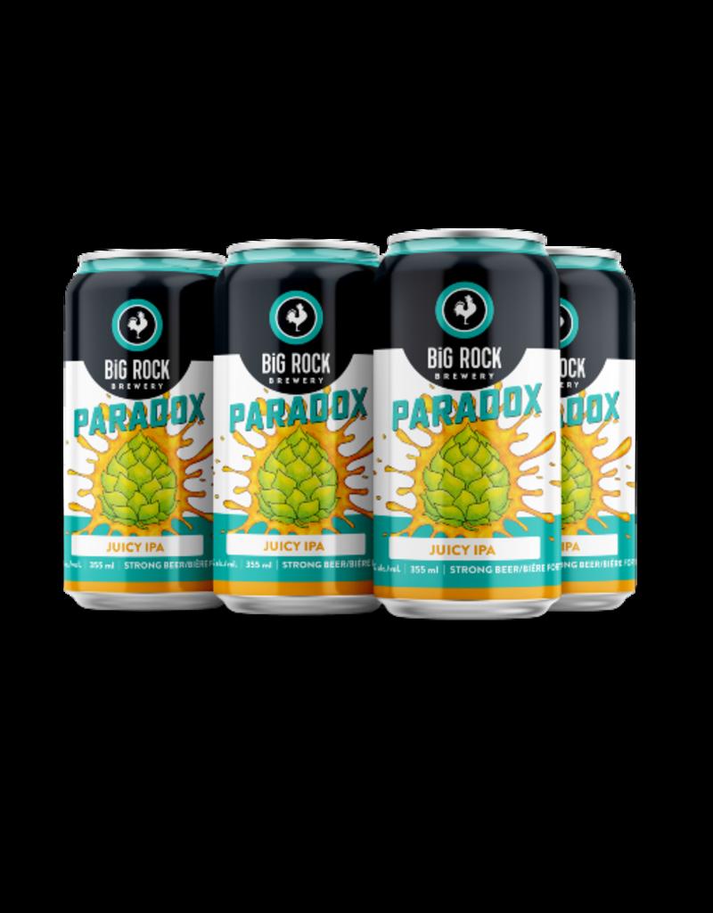 Big Rock Brewery Paradox Juicy IPA 6 can