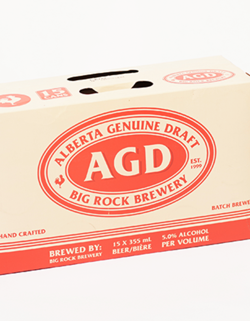 AGD Lager - 15 Pack (ON)