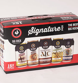 Big Rock Brewery Big Rock Signature - Variety 15 Pack (ON)