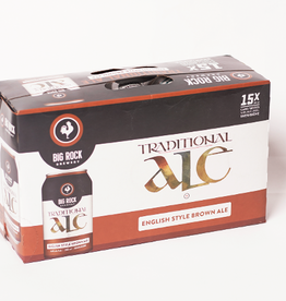 Big Rock Brewery Traditional Ale - 15 Pack (ON)