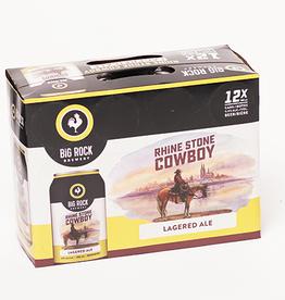 Big Rock Brewery Rhine Stone Cowboy - 12 Pack (ON)
