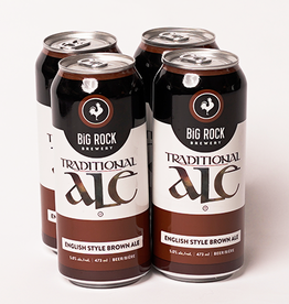 Big Rock Brewery Traditional Ale - 4 Pack (ON)