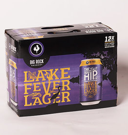 Big Rock Brewery Lake Fever Lager - 12 Pack