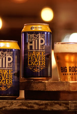 Big Rock Brewery The Tragically Hip Lake Fever Lager