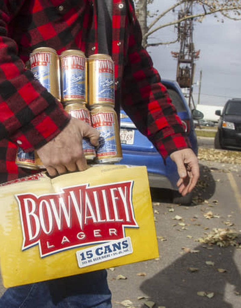 Bow Valley Lager - 15 Pack (ON)