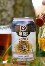 Big Rock Brewery Honey Brown - 15 Pack (ON)