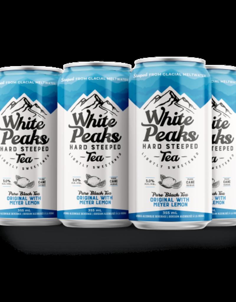 White Peaks -Classic W Lemon 6pk