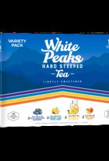 White Peaks Hard Steeped Tea Variety (ON)