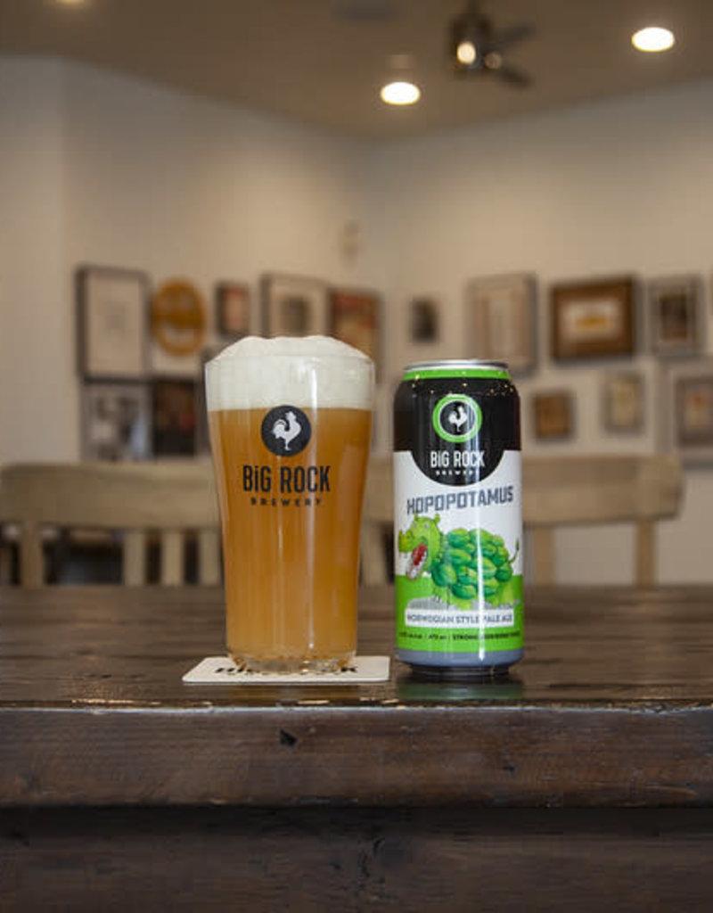 Big Rock Brewery Hopopotamus Norwegian Style Ale - 4 Pack (ON)
