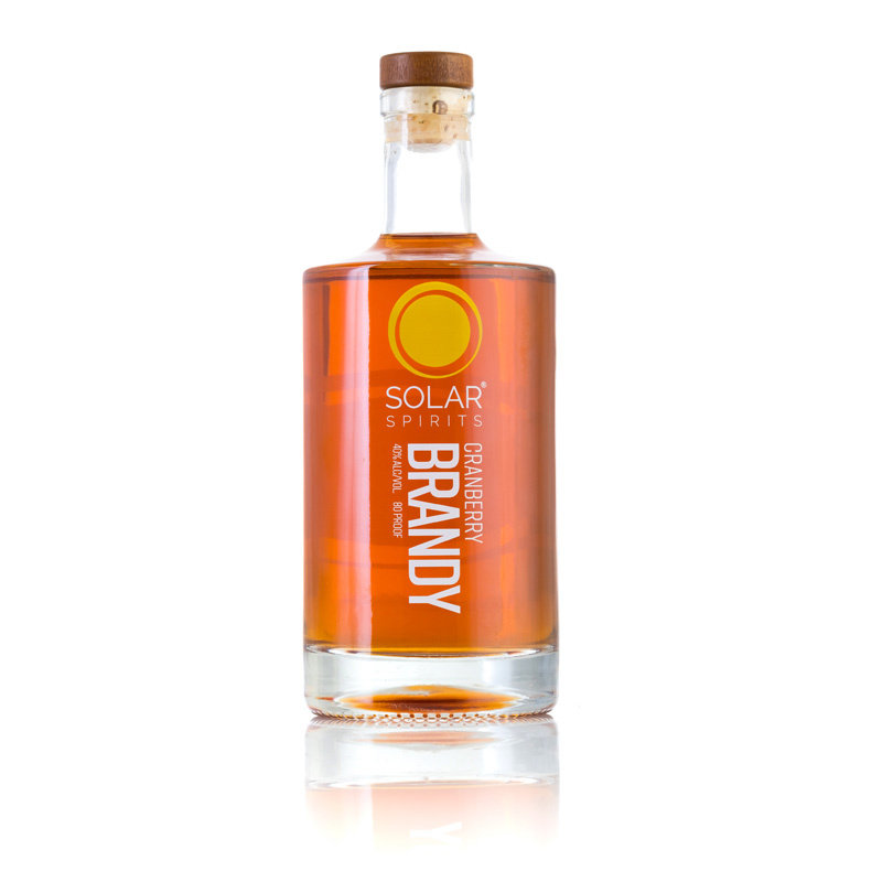Cranberry Brandy (750 ML)