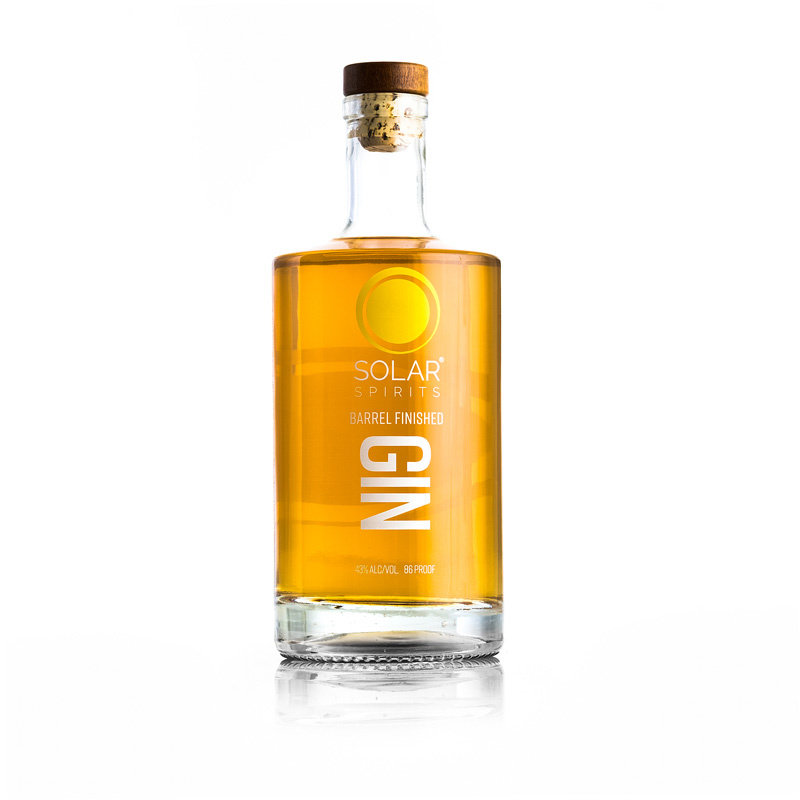 Barrel Finished Gin (750 ML)