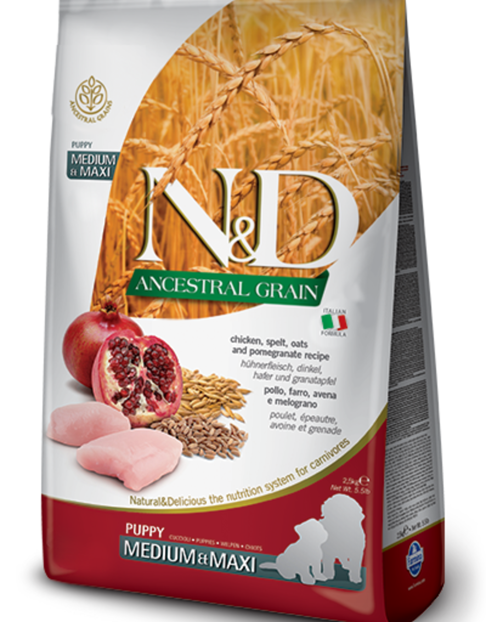 Farmina Farmina Dog Dry Food - Ancestrial Grain
