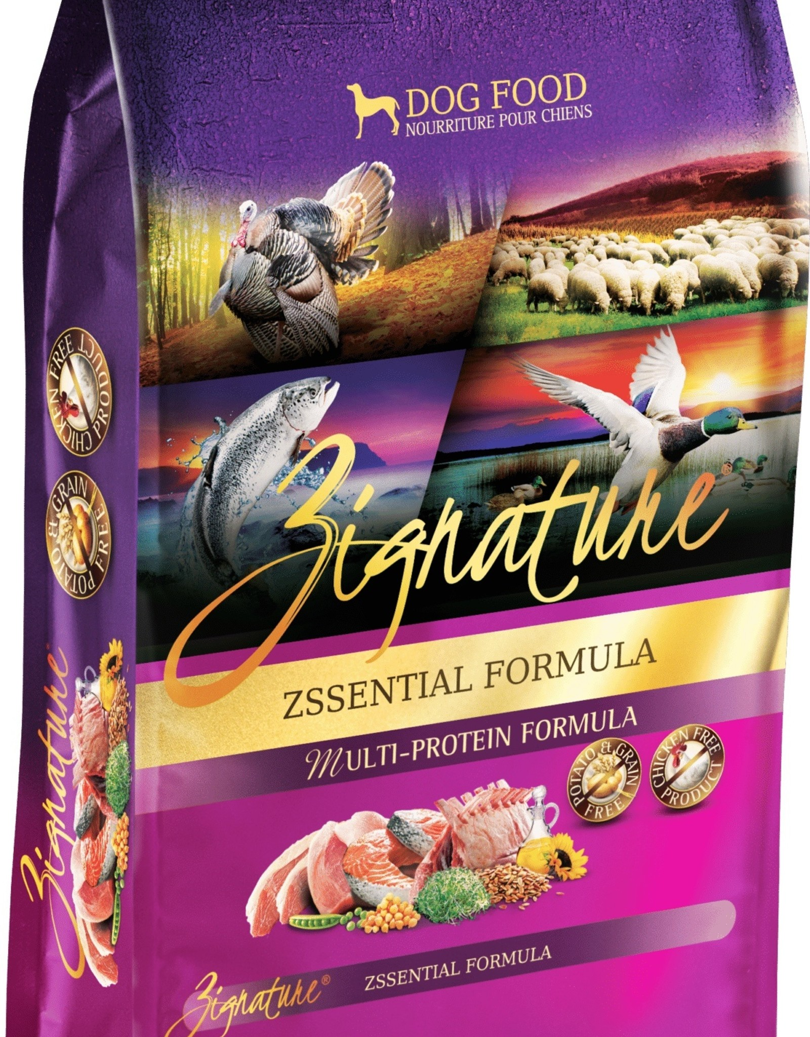 Zignature Zignature Dog Food