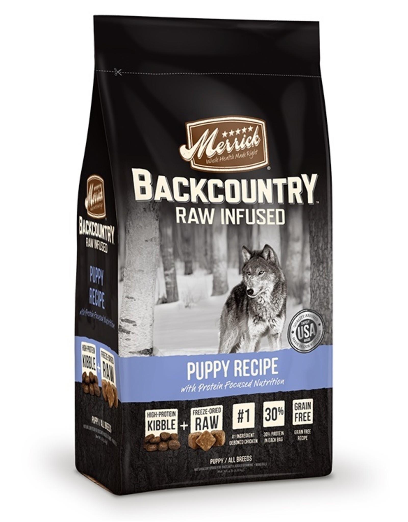Merrick Merrick Backcountry Dog Food