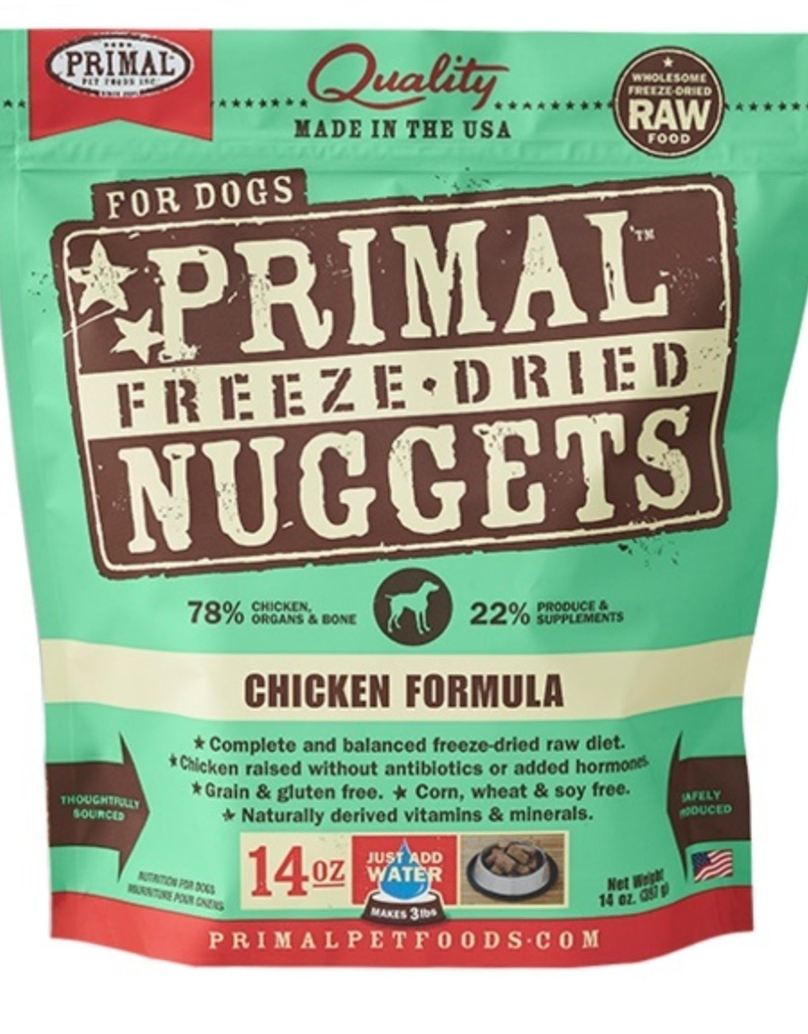 Primal Primal Freeze Dried Nuggets