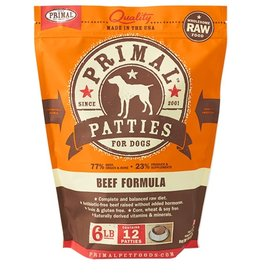 Primal Primal Frozen Patties