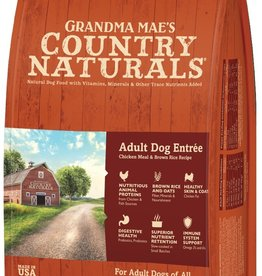 Grandma Maes Adult Dog Entree Sensitive Dog Food 14 lbs