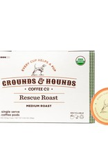 Grounds & Hounds Coffee K-Cups