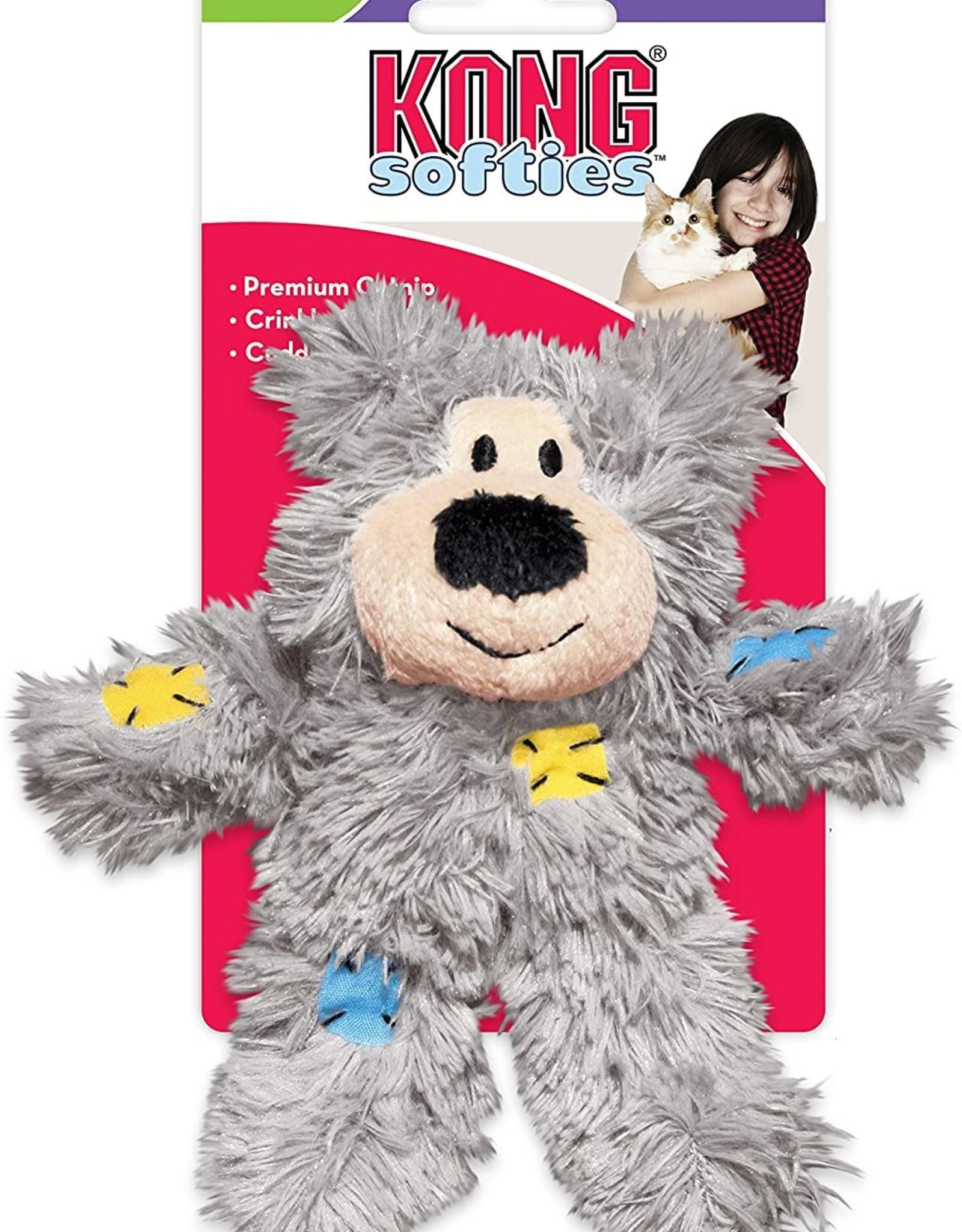 Kong Softies Cat Bear