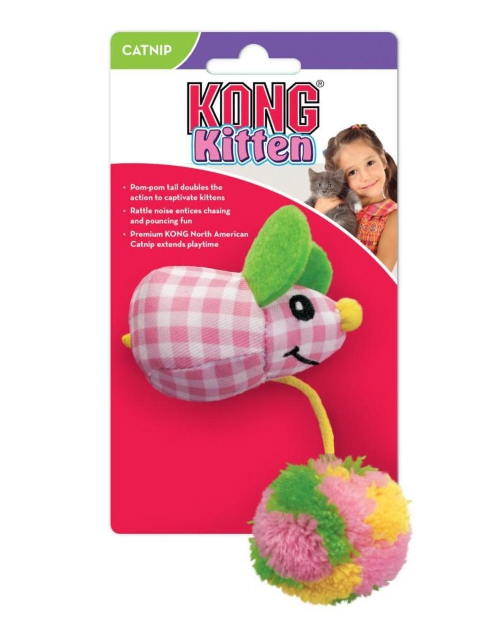 Kong Cat Toys - pom tail