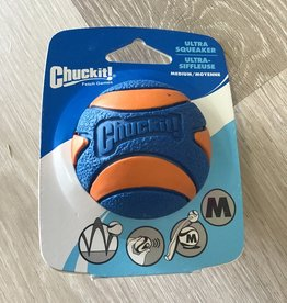 Chuck It Ultra Ball - med squeeker