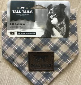 Tall Tails Bandana Tan Small