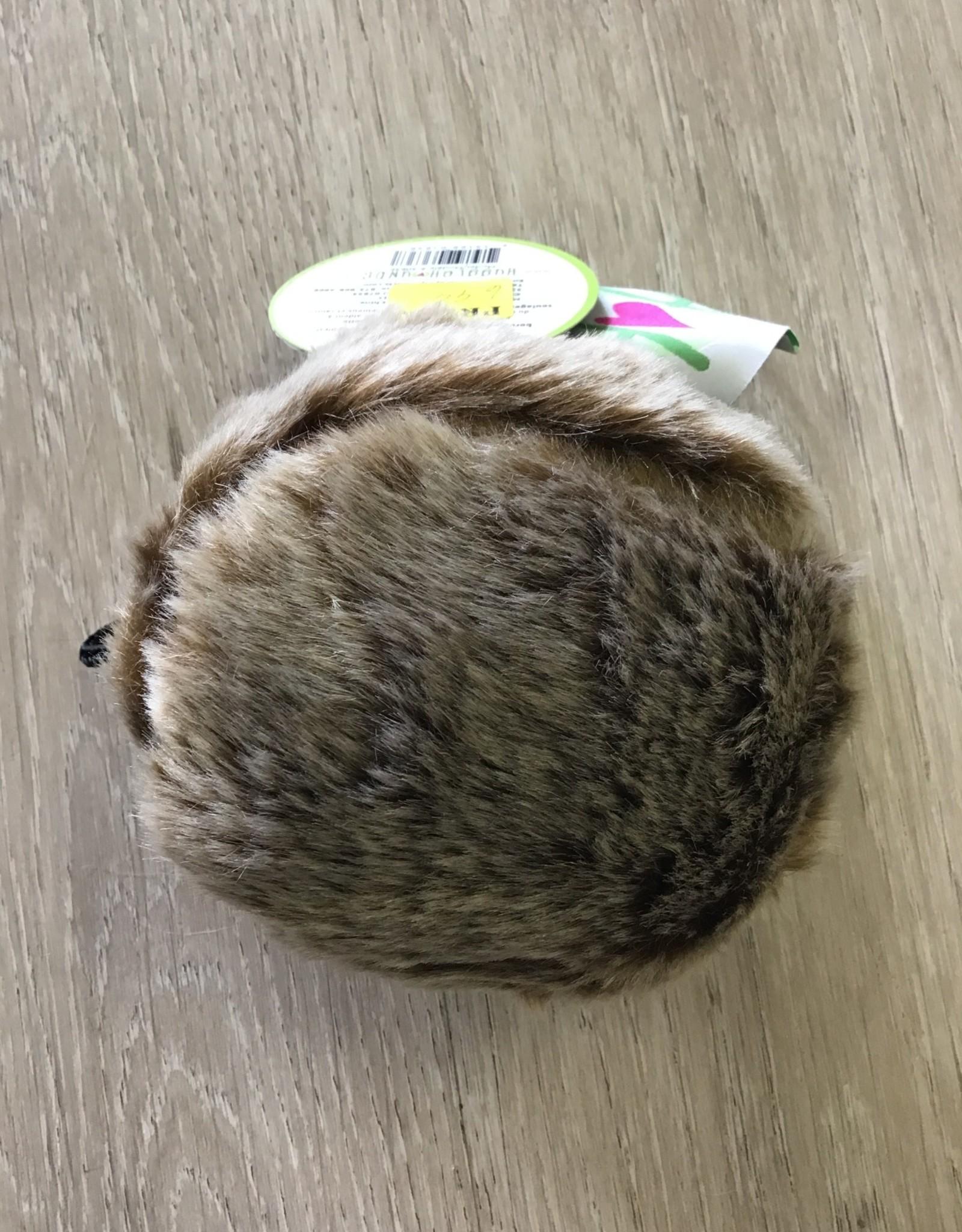 Huggle Hounds Toys - fox fur sm