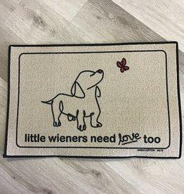 High Cotton Inc Lil Weiners Doormat