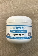 Nootie Natural Tear Stain Wipes