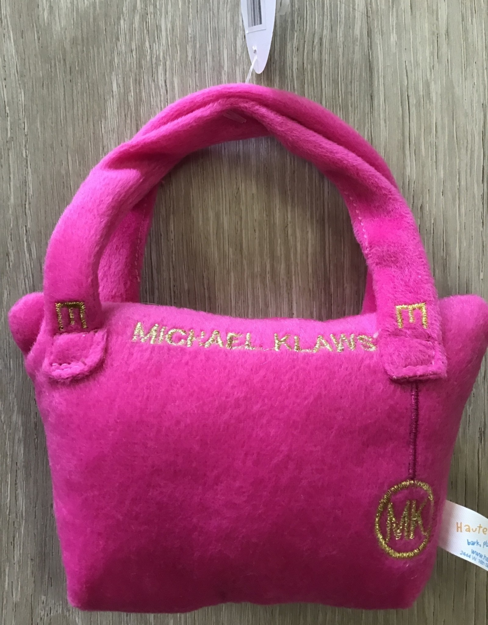 Haute Diggity Dog Haute Diggity Dog Toys - michael klaws handbag