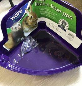 Ware Scatterless Lock N Litter Pan