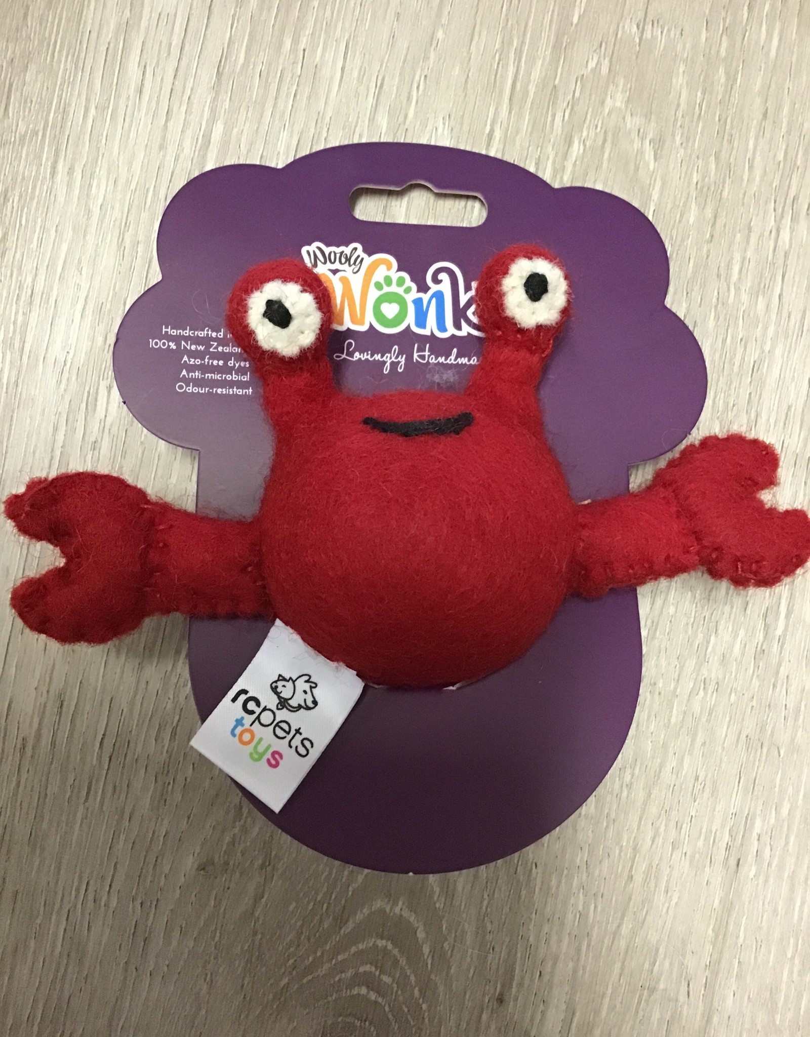 RC Pets Crab Toy