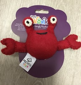 RC Pets Wooly Wonkz - Crab
