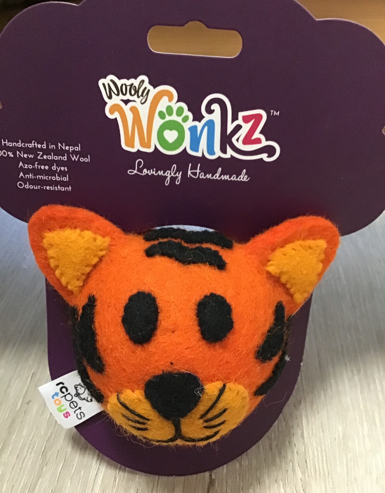 RC Pets Tiger Toy