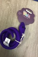 RC Pets Wooly Wonkz Cat Toy - Purple Snake