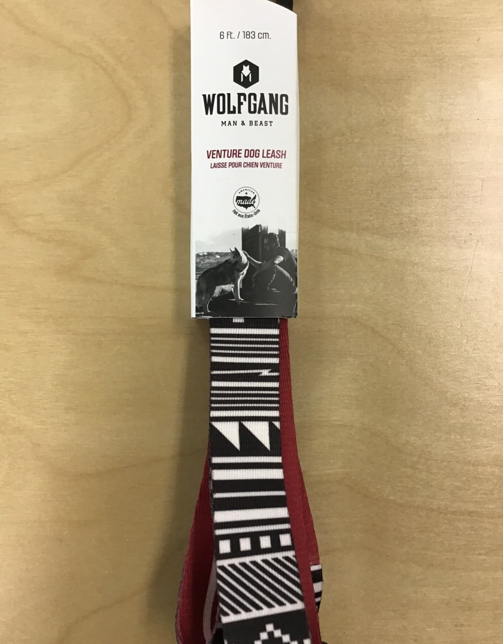 Wolfgang Wolfgang Leash - 6ft Culture Shock