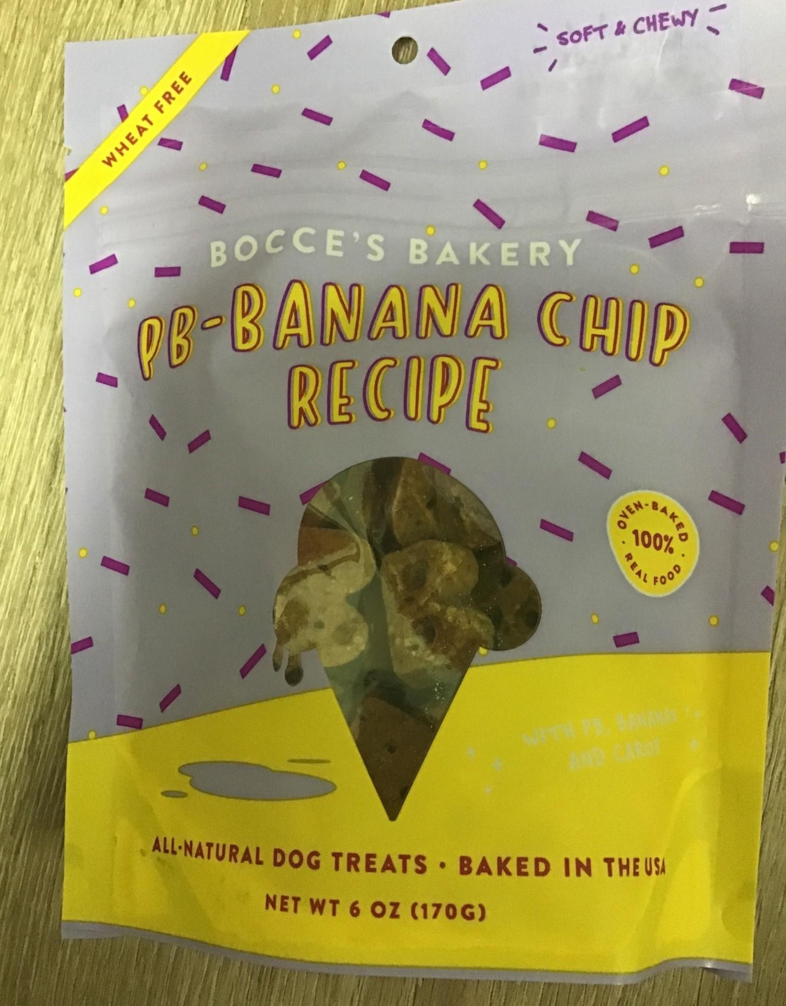 Bocces Bakery PB Banana Chip Treats