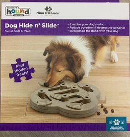 Outward Hound Dog Hide' n' Slide Treat Game Level 2