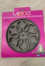Messy Cats Silicone Interactive Feeder Large