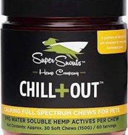 Super Snouts Super Snouts CBD Hemp Co. Chill Out 5 mg 30 chews