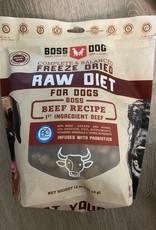 Boss Dog Boss Dog Freeze Dried  Beef