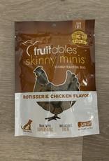 Fruitables Fruitables Dog - 5 oz Chicken