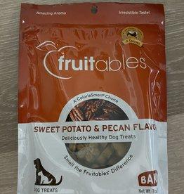 Fruitables Sweet Potato Pecan Treats - 7oz
