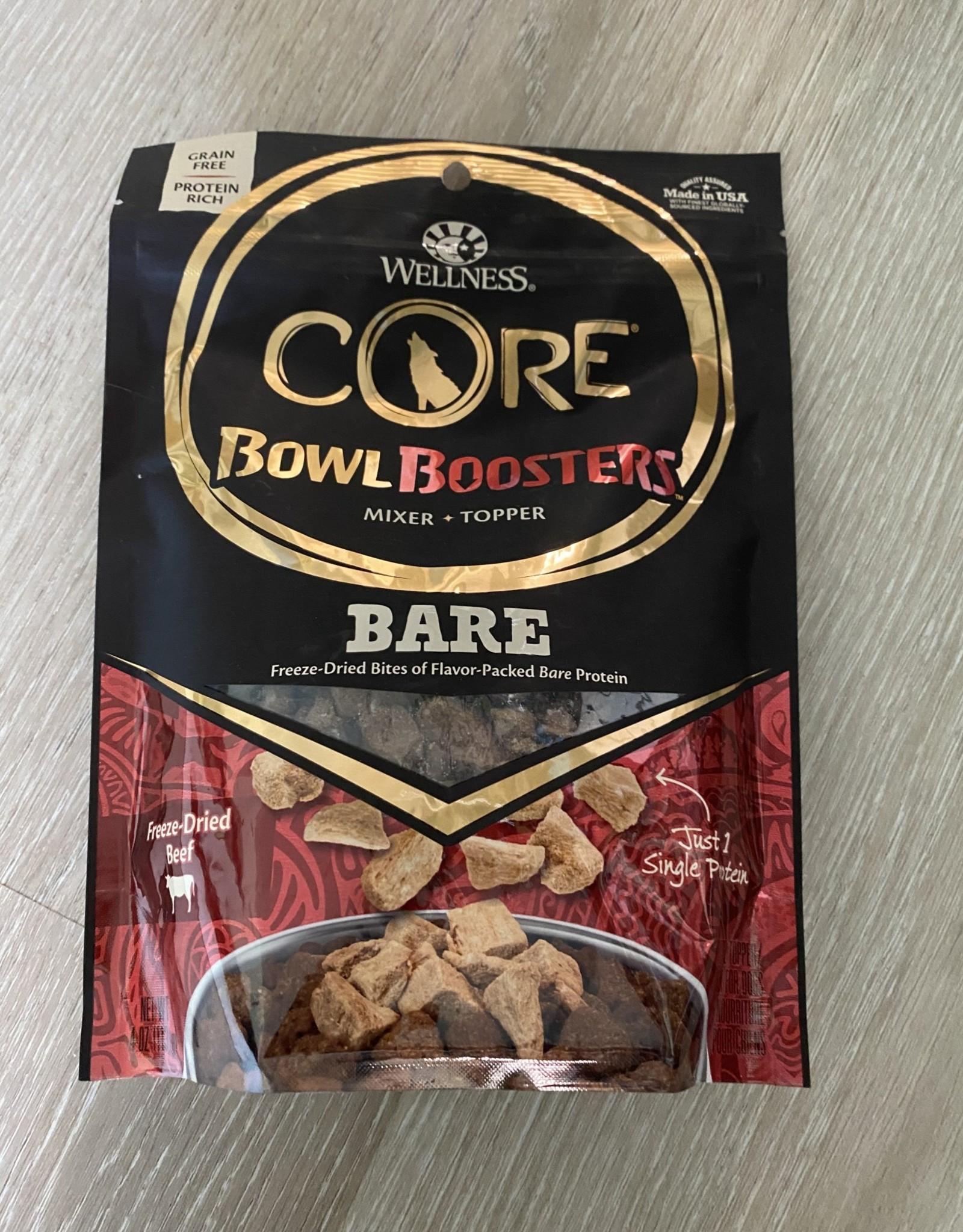 Wellness Wellness Core Boosters Beef