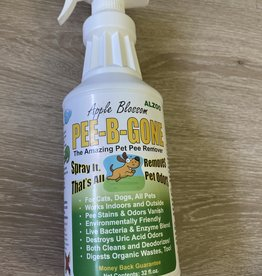 Alzoo Pee-B-Gone - Spray Apple Blossom