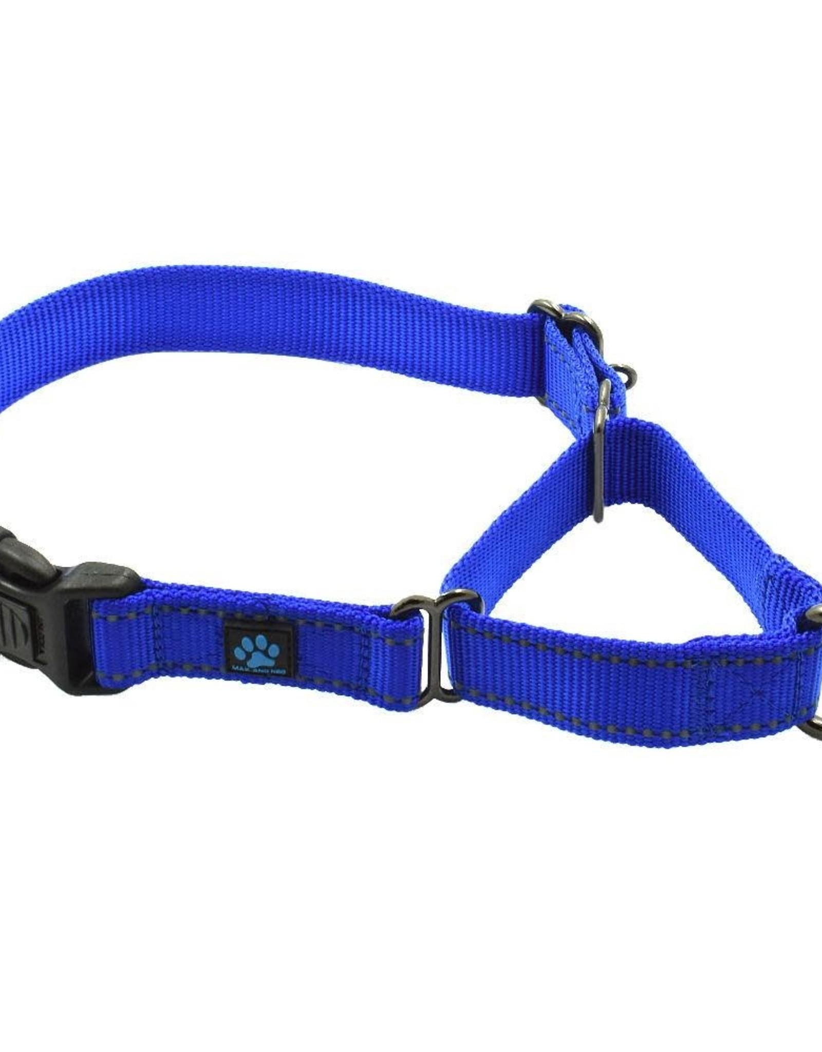 Max & Neo Nylon Martingale- XS Blue