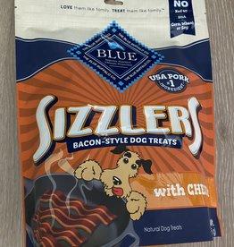 Blue Buffalo Sizzlers Treats - Cheddar 15oz