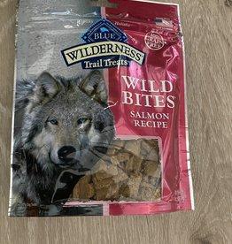 Blue Buffalo Wilderness - Grain Free Wild Bites Salmon Treats