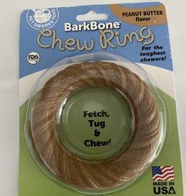 Barkbone Barkbone Medium Chew Ring Peanut Butter